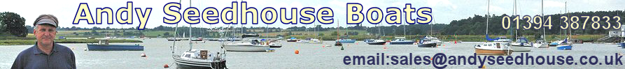 Andy Seedhouse Boat Sales